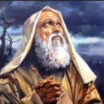Colorear Abraham