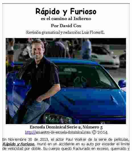 edjs02-05 Rápido y Furioso