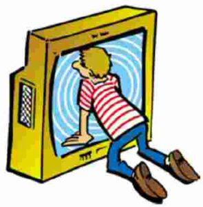 televisión peligrosa