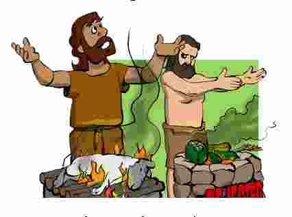 Abel y Caín