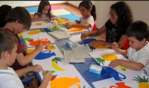 Enseñar usando visuales en Escuela Dominical