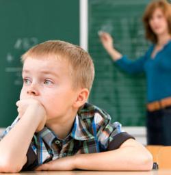 inatención del estudiante