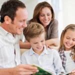 Sabiduría empieza con los padres